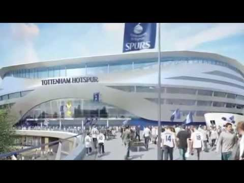 Tottenham Hotpsur - The Olympic Stadium
