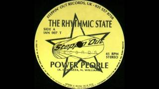 The Rhythmic State - Power People