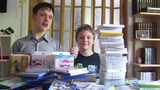 Die Große Spielesammlung - Teil 1 - Die Gaming Bros