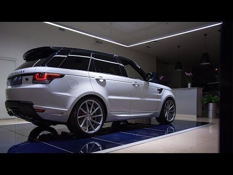 Range Rover Sport   Vossen   Vossen Russia