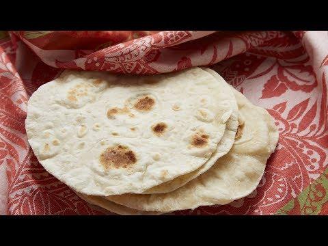 Pati Jinich - How To Make Flour Tortillas