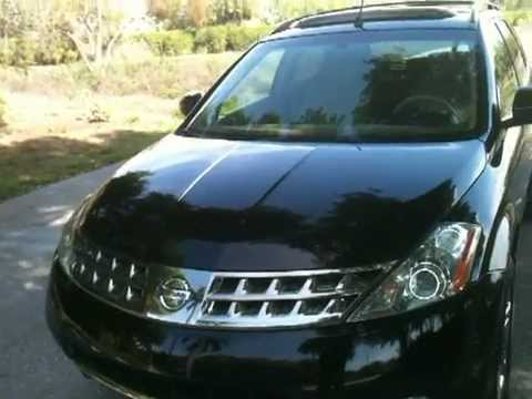 2007 nissan murano sl view our current inventory at. Black Bedroom Furniture Sets. Home Design Ideas