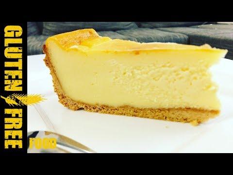 Lemon cheesecake gluten free recipe