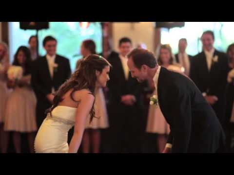 Surprise Father Daughter Wedding Dance