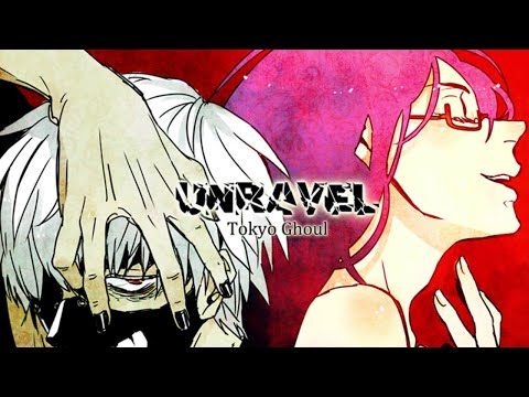 Tokyo Ghoul OP - Unravel TV size (Thai version) 「Kurohina」