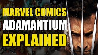Origin of Wolverine & X-23's Adamantium