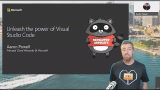 Unleash the Power of VS Code - Aaron Powell - NDC London 2021