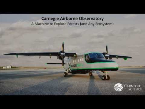 Dr. Greg Asner: Exploring And Managing Earth From The Sky