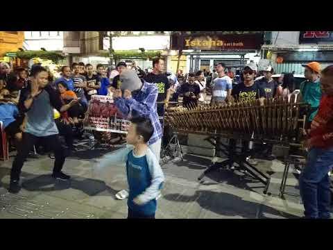 JARAN GOYANG -- MALIOBORO YOGYA – ANGKLUNG RAJAWALI