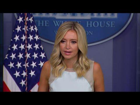 White House tries to clarify Trump NASCAR tweet