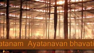 SANSKRIT - VEDIC CHANTS - AAGNI - BHARAT SOLAR ENERGY - SOLAR COMPANY INDIA - EVENT ORGANISER DELHI