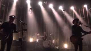 NEEDTOBREATHE Live: Outsiders & Keep Your Eyes Open (Atlanta, GA- 4/12/13)