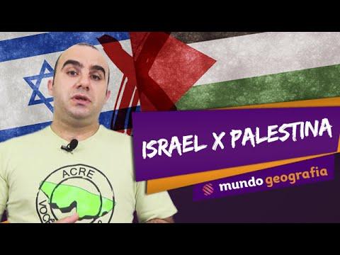 ⚠️ Conflito Entre Israel E Palestina - Mundo Atualidades - ENEM