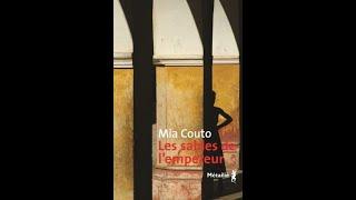 Nuit de la littérature 2020 / Mia Couto - Portugal