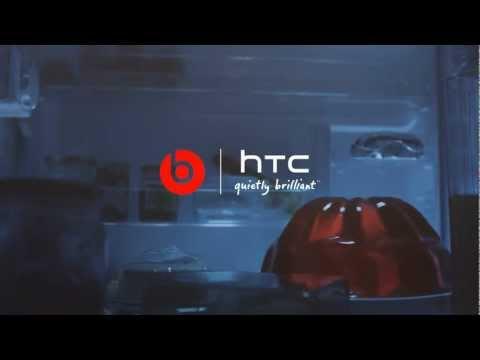 Commercial HTC Sensation XL met Beats Audio™