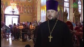 Ковчег с частицей Пояса Богородицы был доставлен из Санкт-Петербурга в Белгородскую епархию