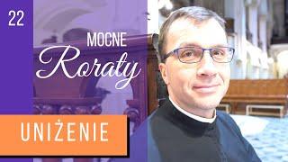 Uniżenie | o. Remi Recław SJ - Mocne Roraty [22] [napisy PL]