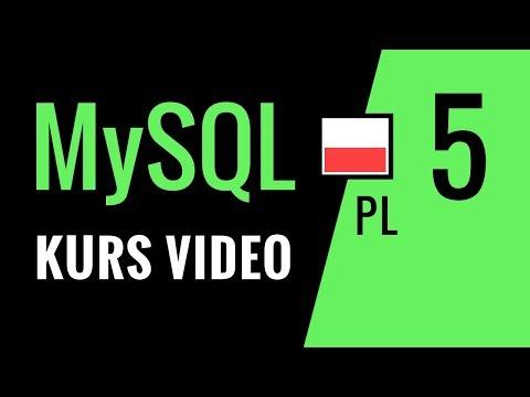 Kurs MySQL odc. 5: Usuwanie danych: DELETE, TRUNCATE, DROP