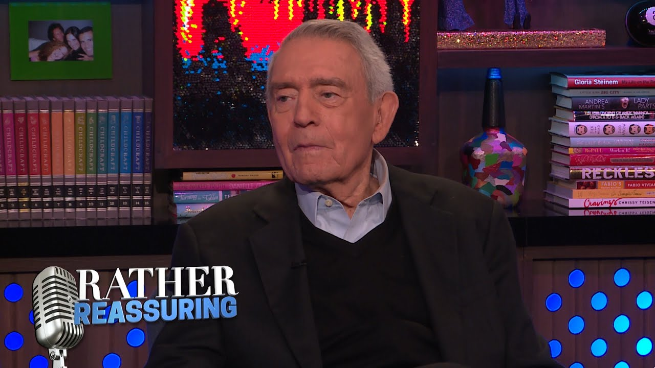 Dan Rather's Advice for Kylie Jenner About Her Split from Travis Scott | WWHL