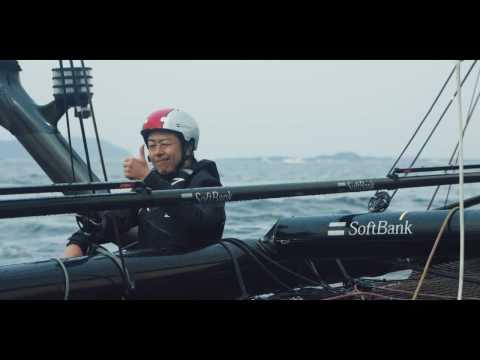SoftBank Team Japan: Mayor Takashima Ride Along