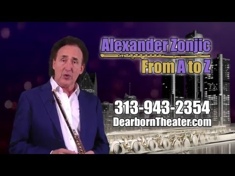 Alexander Zonjic from A to Z with special guest Jeff Lorber