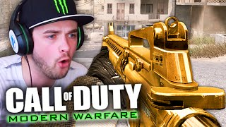 COD 4 GAMEPLAY! - THIS GUN WAS AMAZING!