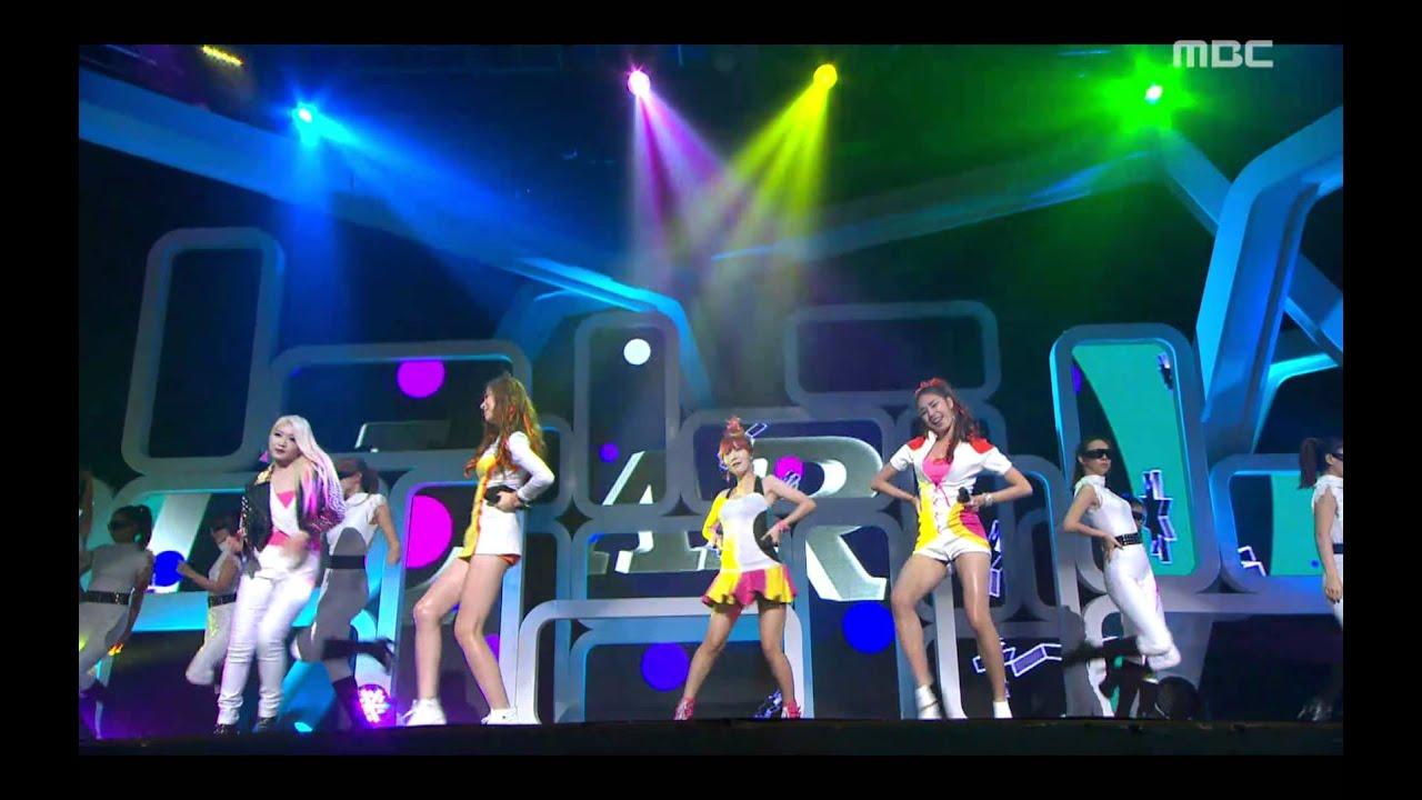 음악중심 - STELLA - Rocket Girl, 스텔라 - 로켓걸, Music Core 20110917