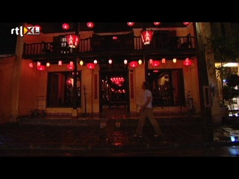 Havenstadje Hoi An in Vietnam - RTL TRAVEL: SHARE YOUR PLANET - 동영상