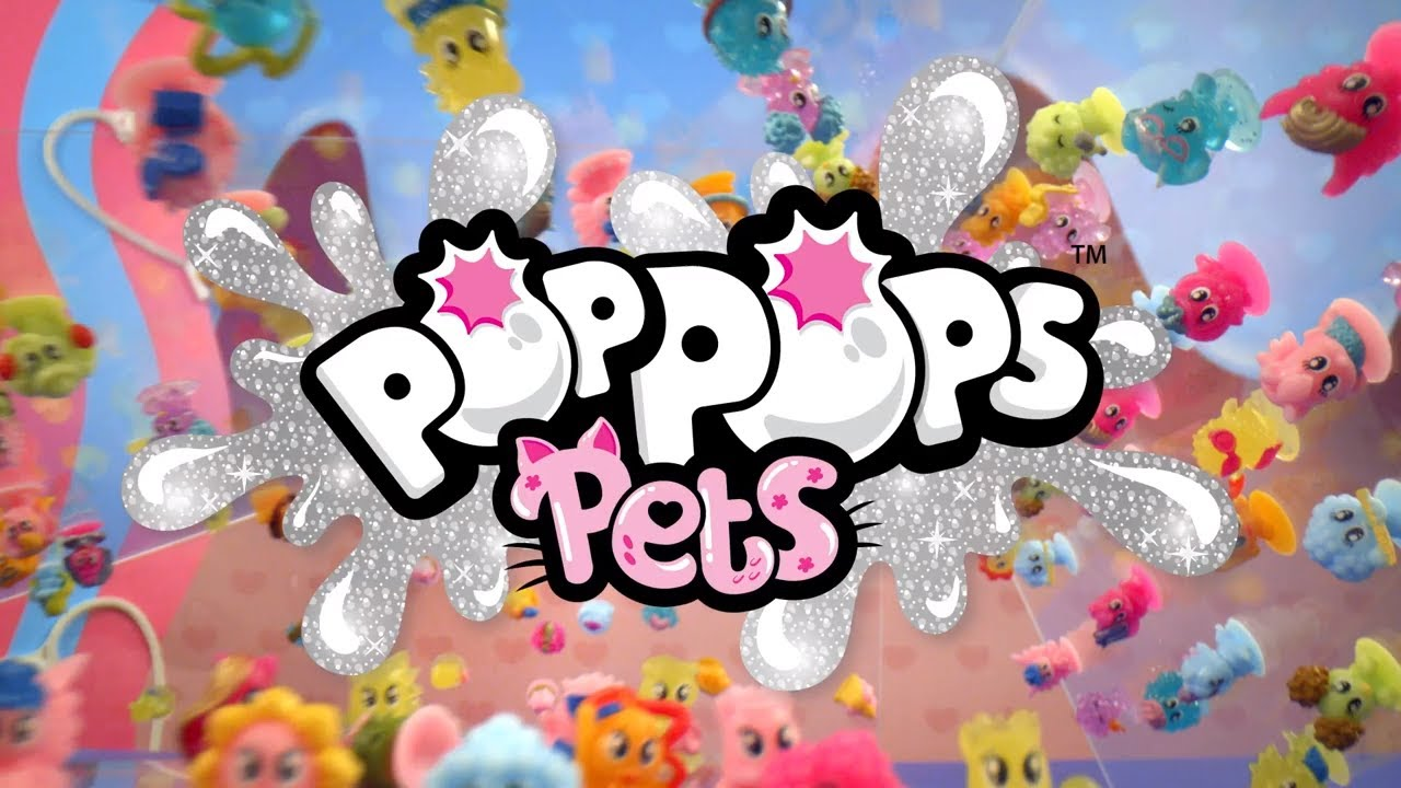 Pop Pops Pets   NEW Shapes, Colors and Characters   Series 3 Commercial