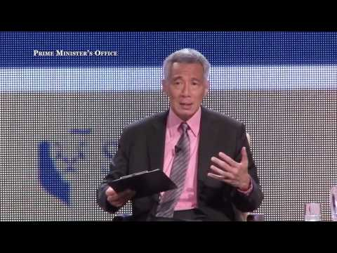Lee Hsien Loong's views on gay marriage