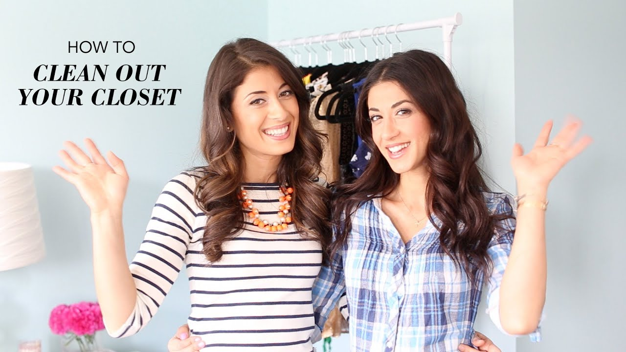 How To Clean Out Your Closet how to clean out your closet - youtube