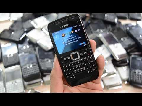 Nokia E71 Rất đẹp Trùng imeil tại KHO hàng Alofone Việt nam