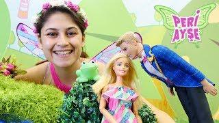 Peri Ayşe videosu. Prens Ken ve Barbie sihirli öpüşü!