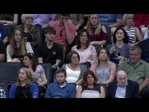 University of Iowa Tippie College of Business Commencement - May 13, 2017 on YouTube