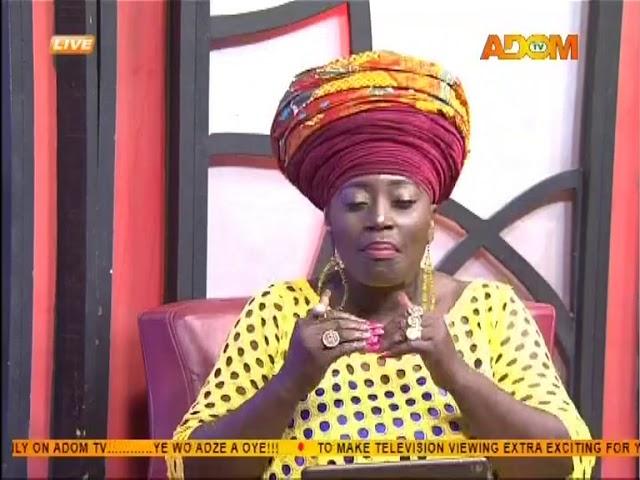 Odo Ahomaso on Adom TV (10-8-18)