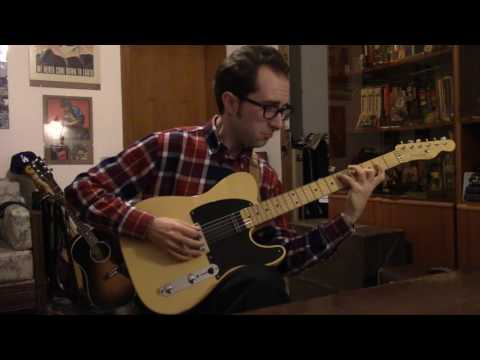 Jingle Bell Rock - Solo Guitar