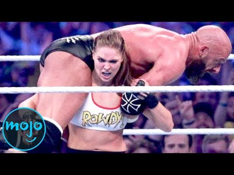 Top 10 WWE Matches to Show Friends Who Don't Like Wrestling