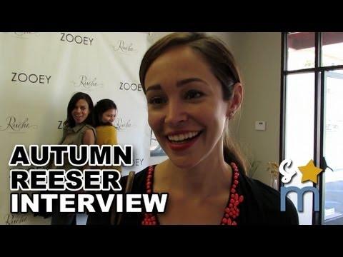 Autumn Reeser Talks