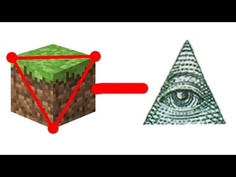 Minecraft is Illuminati