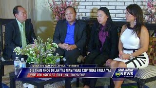 SUAB HMONG NEWS:  Exclusive Interview Dylan Yang's Parents included Paula Yang
