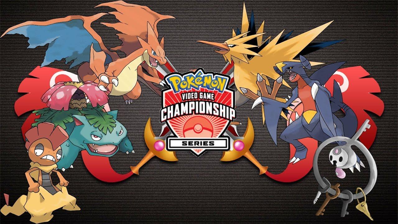 Pokemon Showdown Vgc Team Youtube