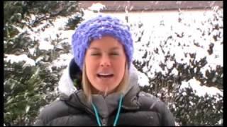 Chemmy Alcott Video Diary 1