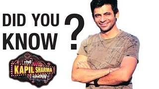 Comedian Sunil Grover's Biography- Unknown Facts