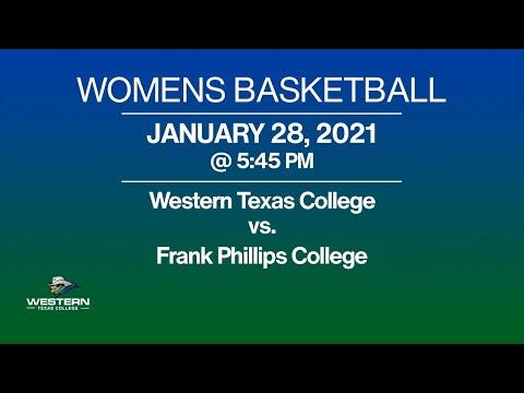 WTC vs Frank Phillips College (Women's Basketball)