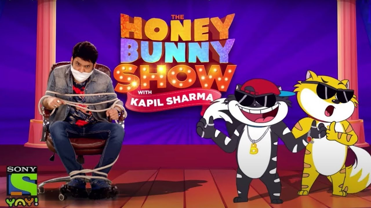 The Honey Bunny Show with Kapil Sharma | Brand New Show | Coming soon