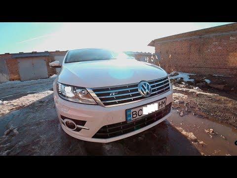 Купили Volkswagen Passat CC (Sport) из США