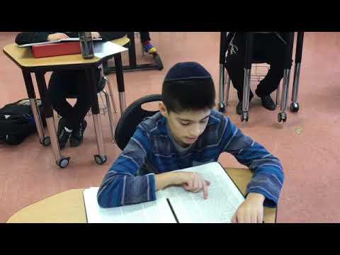 Gemara Bekiut at Politz Day School of Cherry Hill