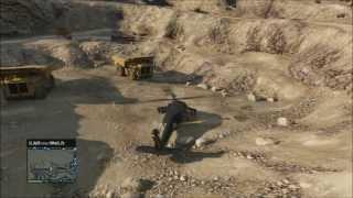 GTA 5 Online HVY Dump Truck LOCATION