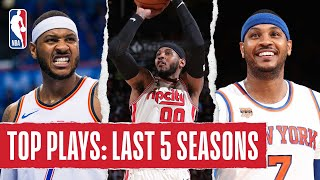 Carmelo Anthony's TOP PLAYS | Last 5 Seasons