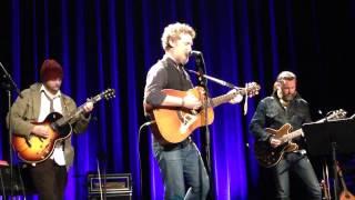 "Glen Hansard - ""Small Town Talk"" 02/03/15"
